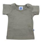 Ribbed T-Shirt - 4 Colours